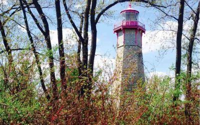 Toronto Islands: The Haunted Gibraltar Point Lighthouse