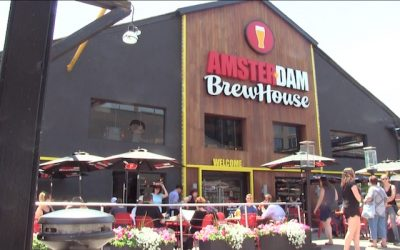 The Best Toronto Harbourfront Restaurant: Amsterdam BrewHouse