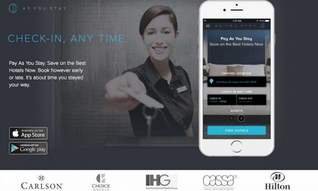 As You Stay – Anytime Hotel Booking