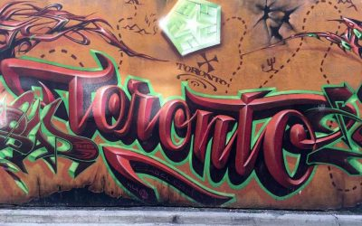 Toronto Graffiti: Exploring The Best Concentration of Street Art – Graffiti Alley