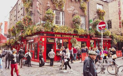 2 DAYS IN DUBLIN, IRELAND: A GUINNESS FUELLED DUBLIN ITINERARY