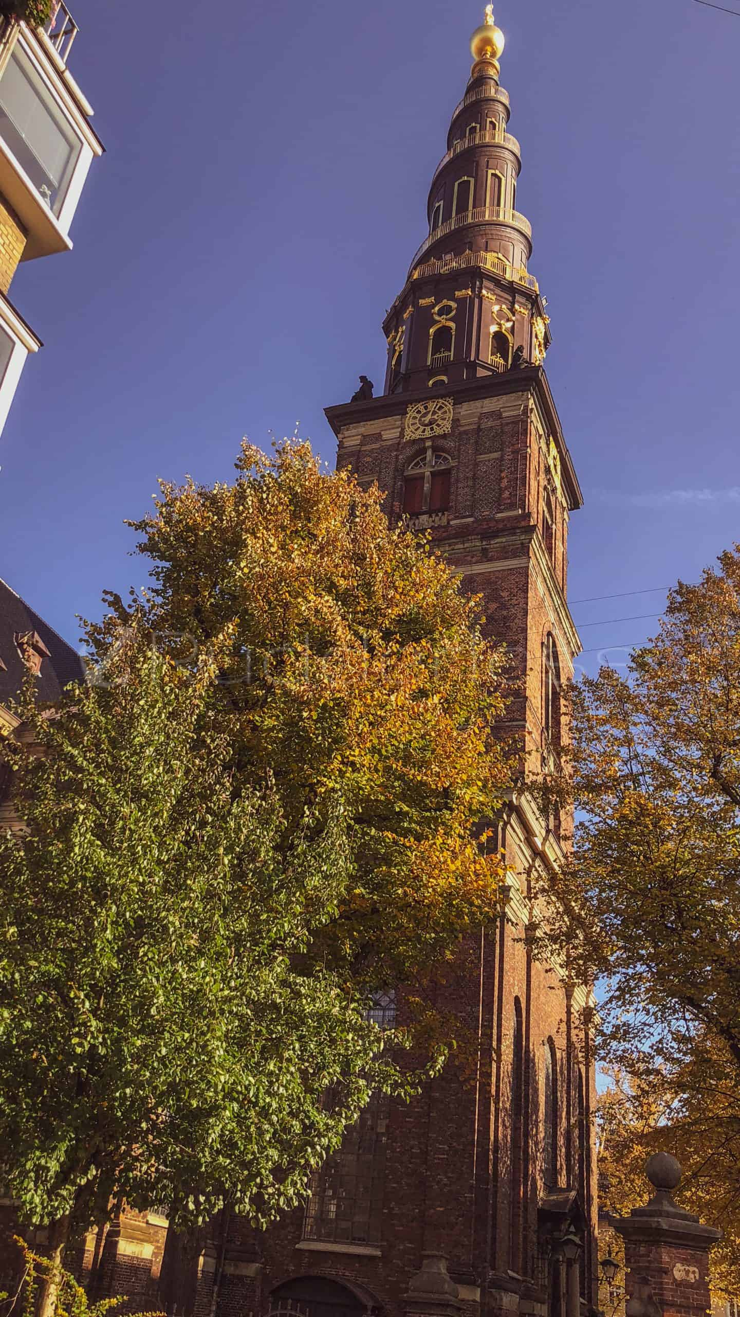 church of our saviour - copenhagen attractions