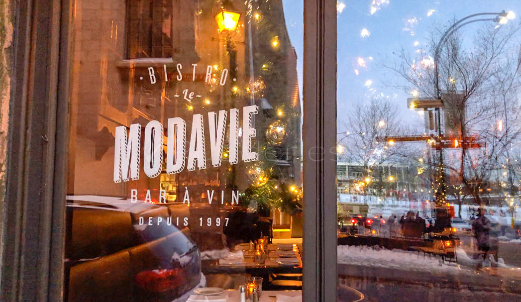 Modavie - two days in montreal
