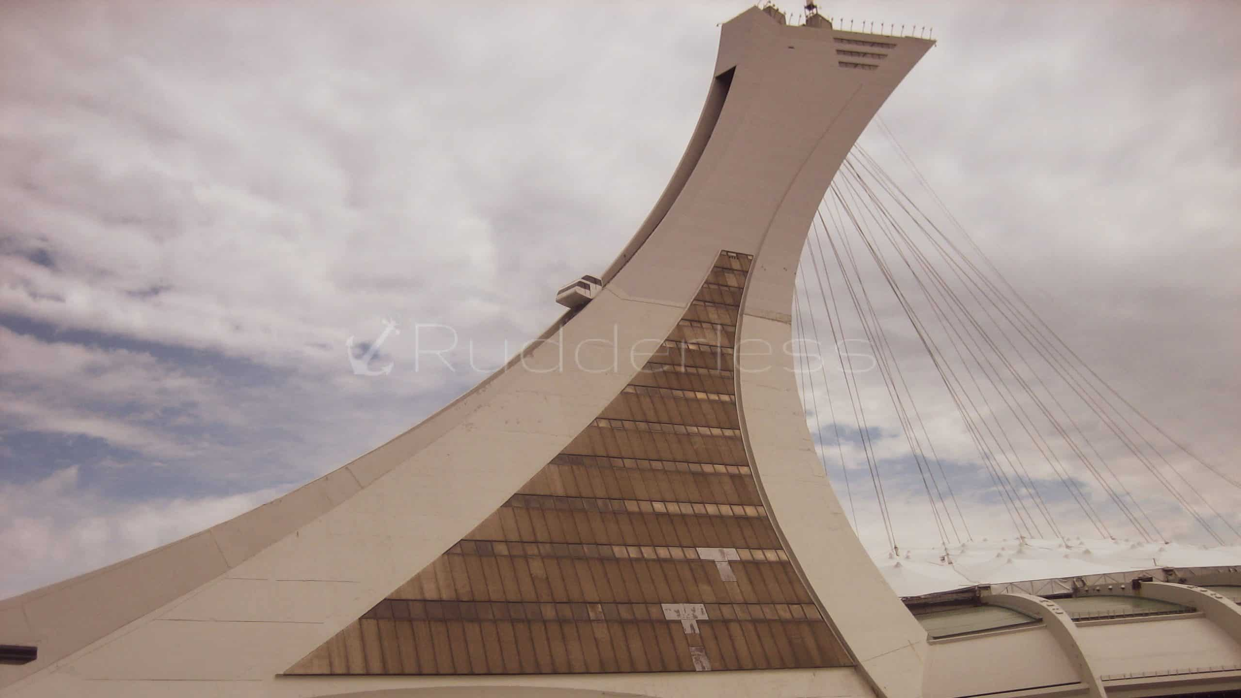 Olympic Stadium - what to see in montreal in 2 days