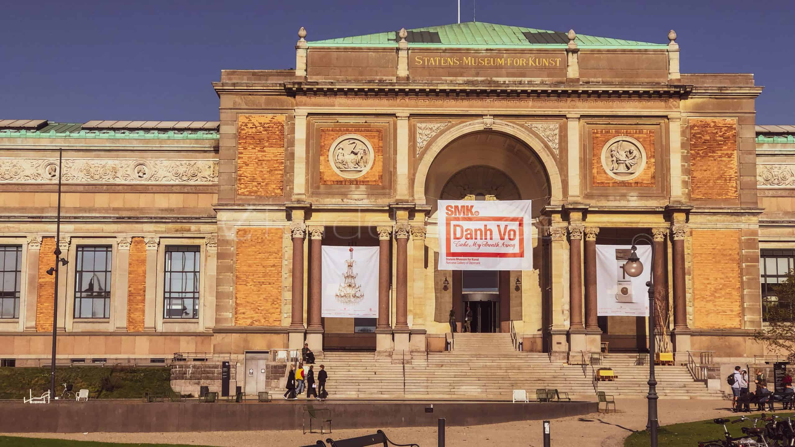 SMK – STATENS MUSEUM FOR KUNST - best museums in copenhagen