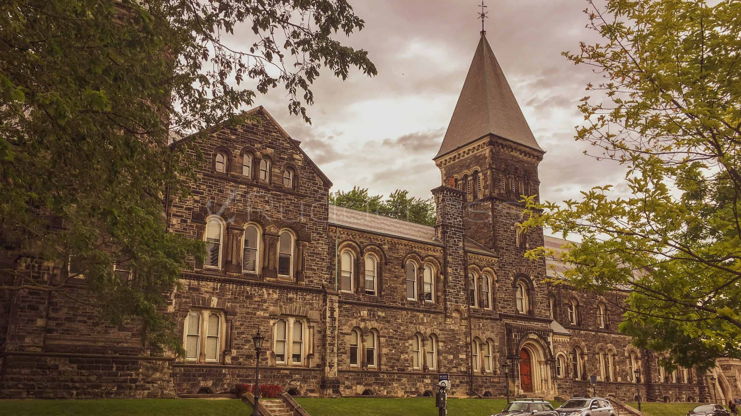 university of toronto campus - places to explore in toronto