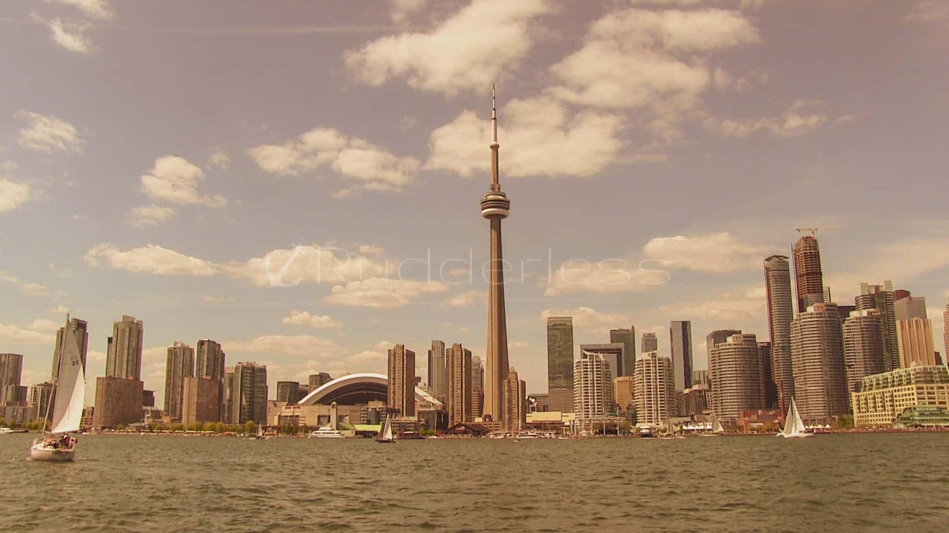 cn tower - top sights in toronto