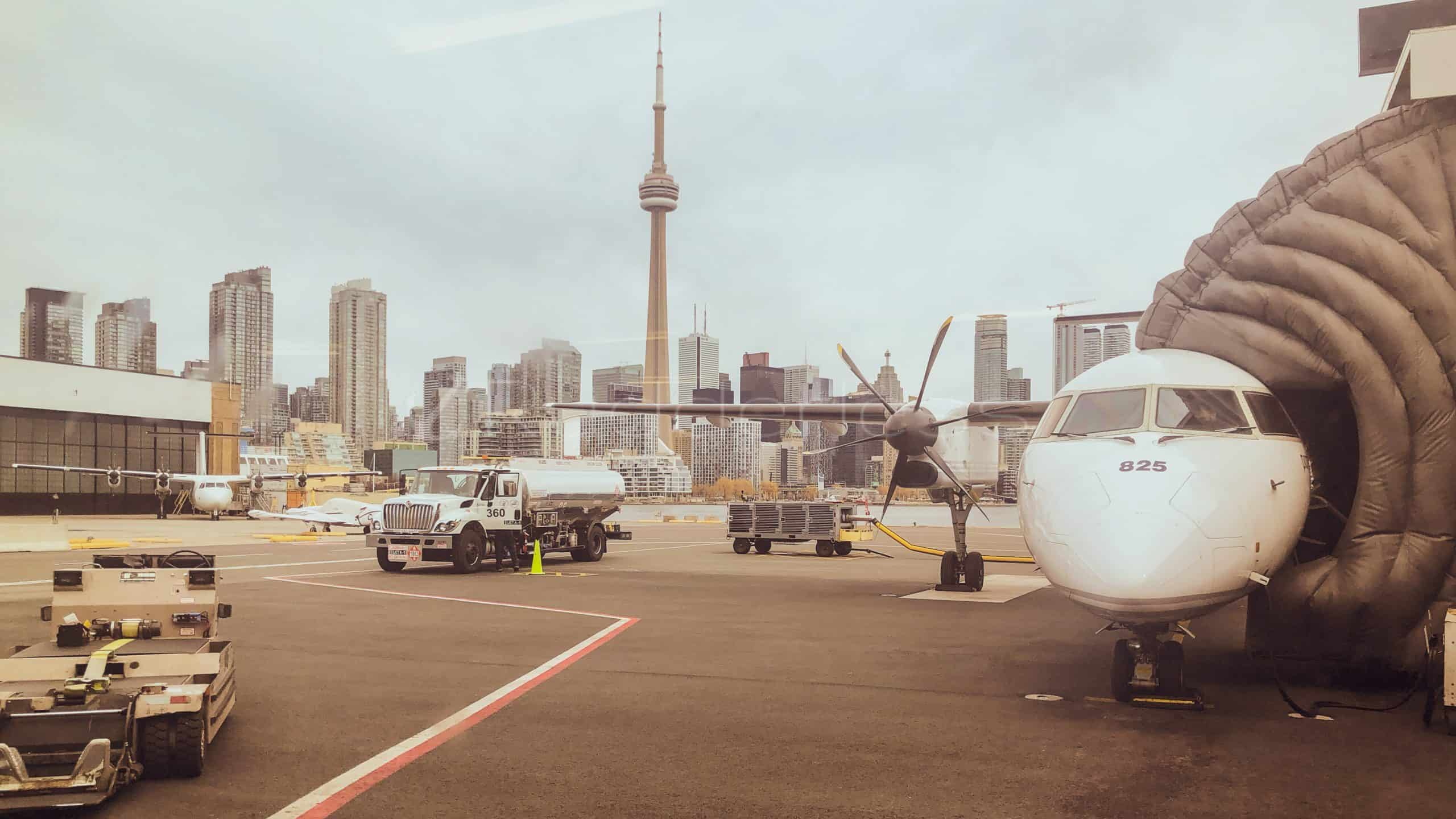 billy bishop airport and things to do in toronto
