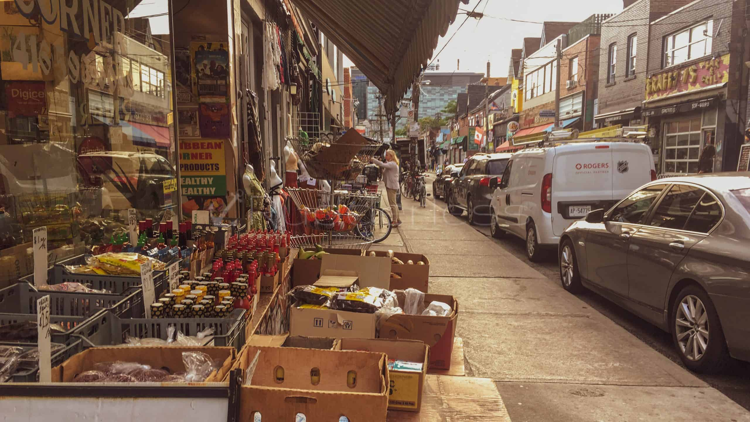Kensington market - best things to do in toronto