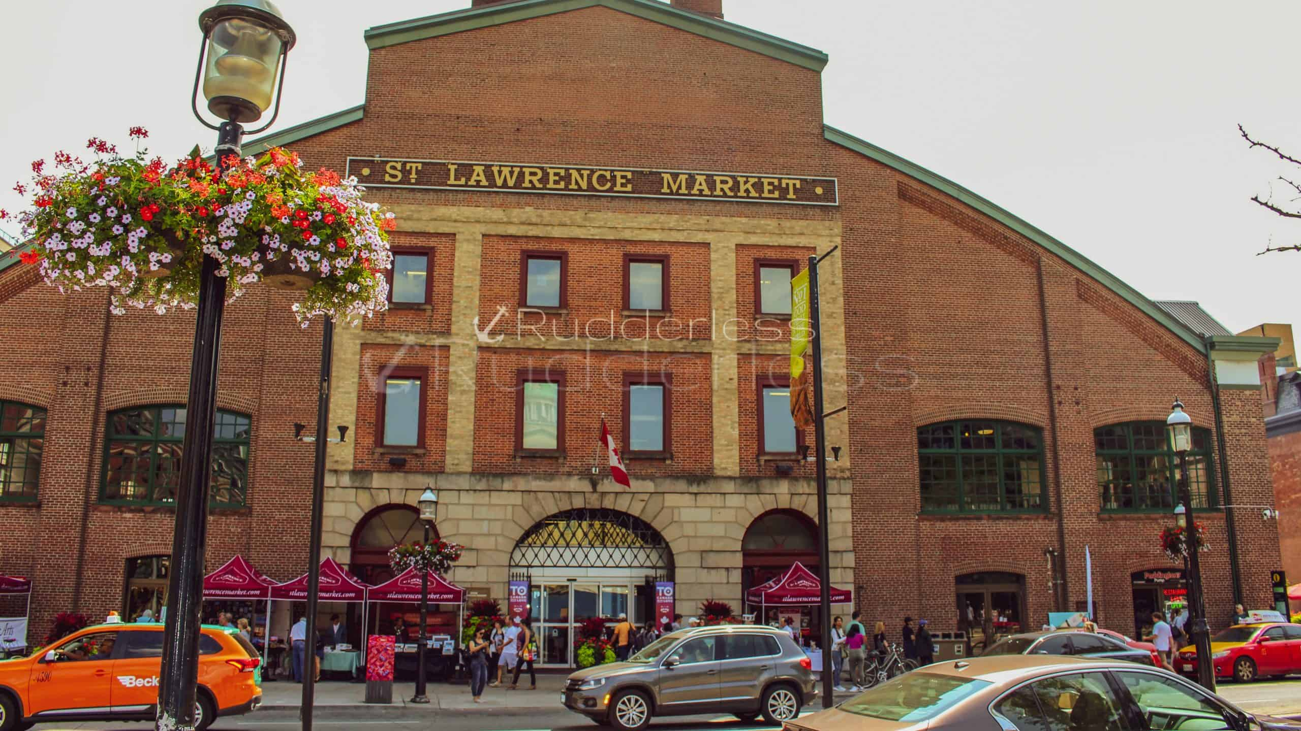 st. lawrence market - where to go in toronto