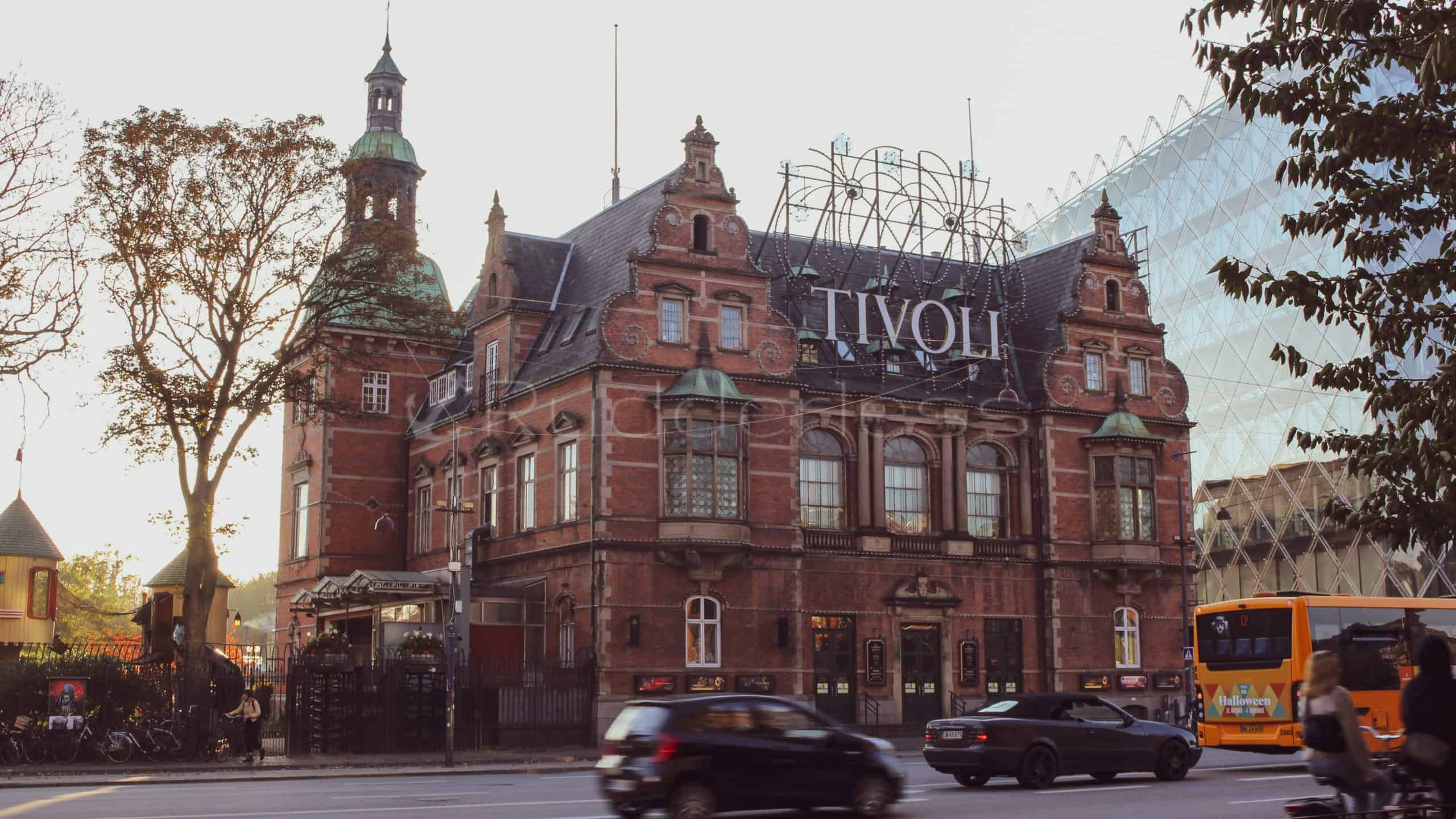 fun things to do in copenhagen - Tivoli Gardens