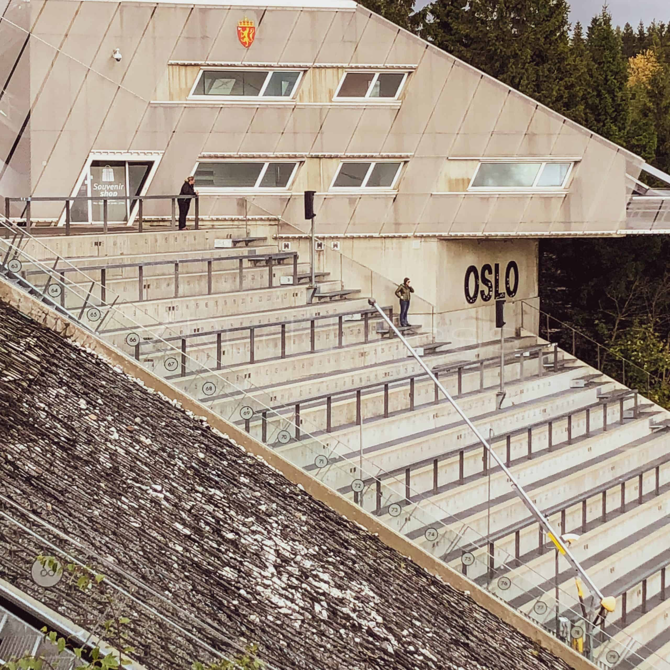 oslo things to do - Holmenkollen