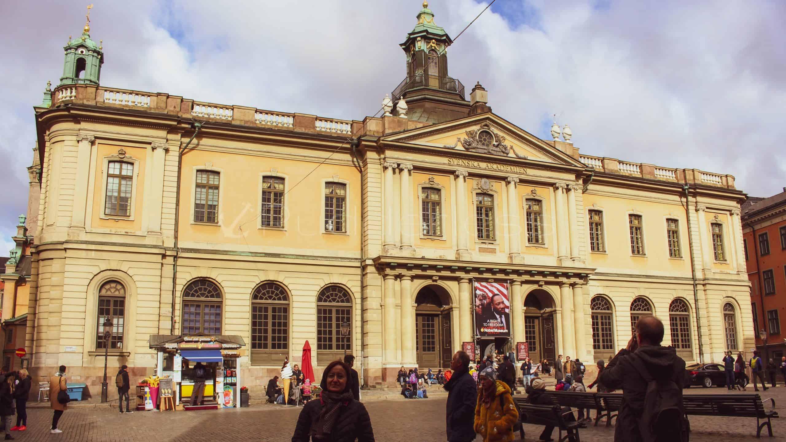 nobel museum - stockholm travel guide