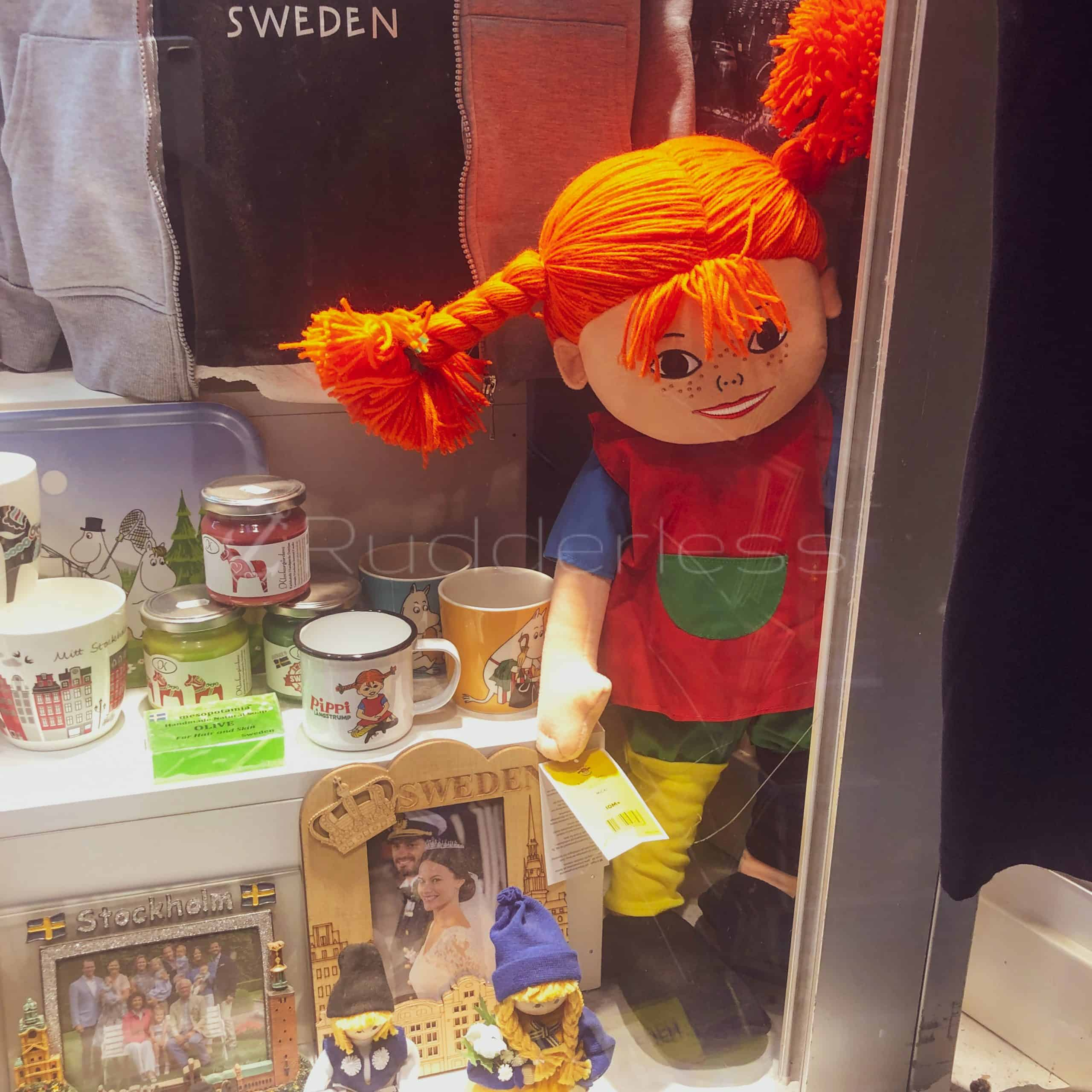 pippi longstocking's stockholm itinerary