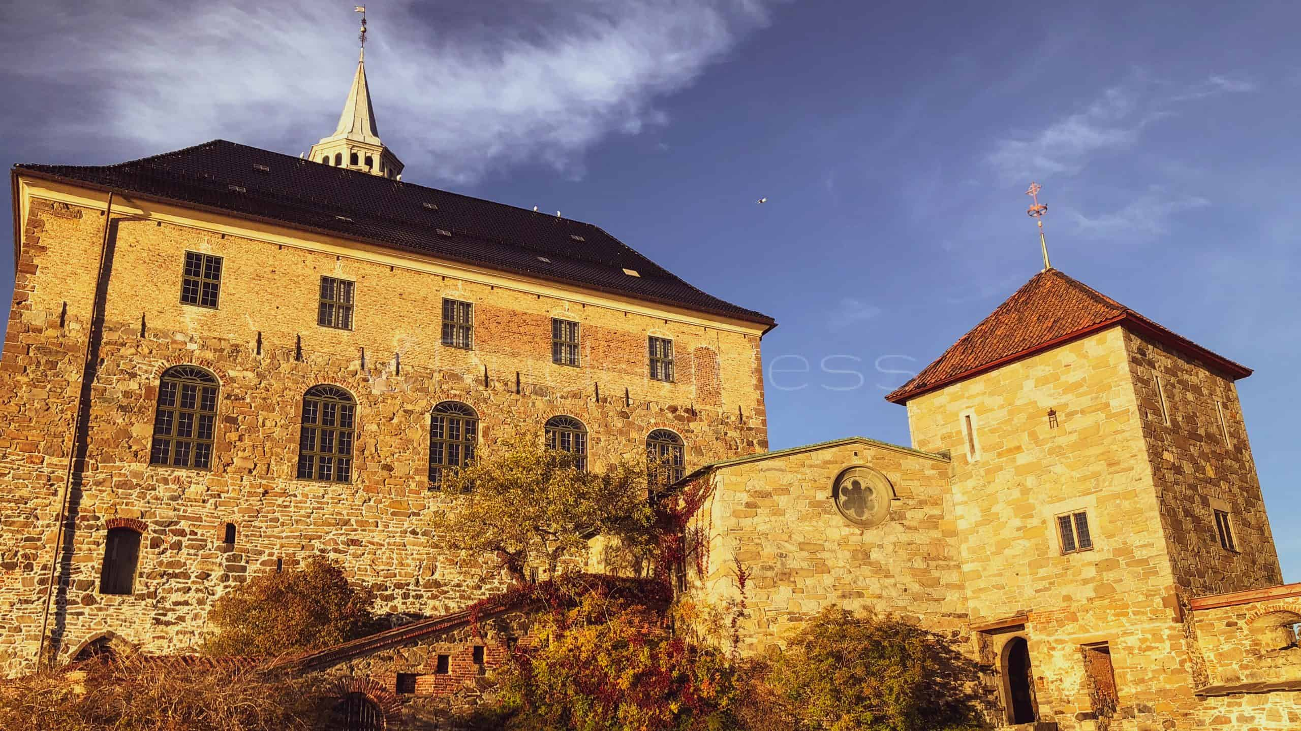 things to do in oslo - Akershus Fortress