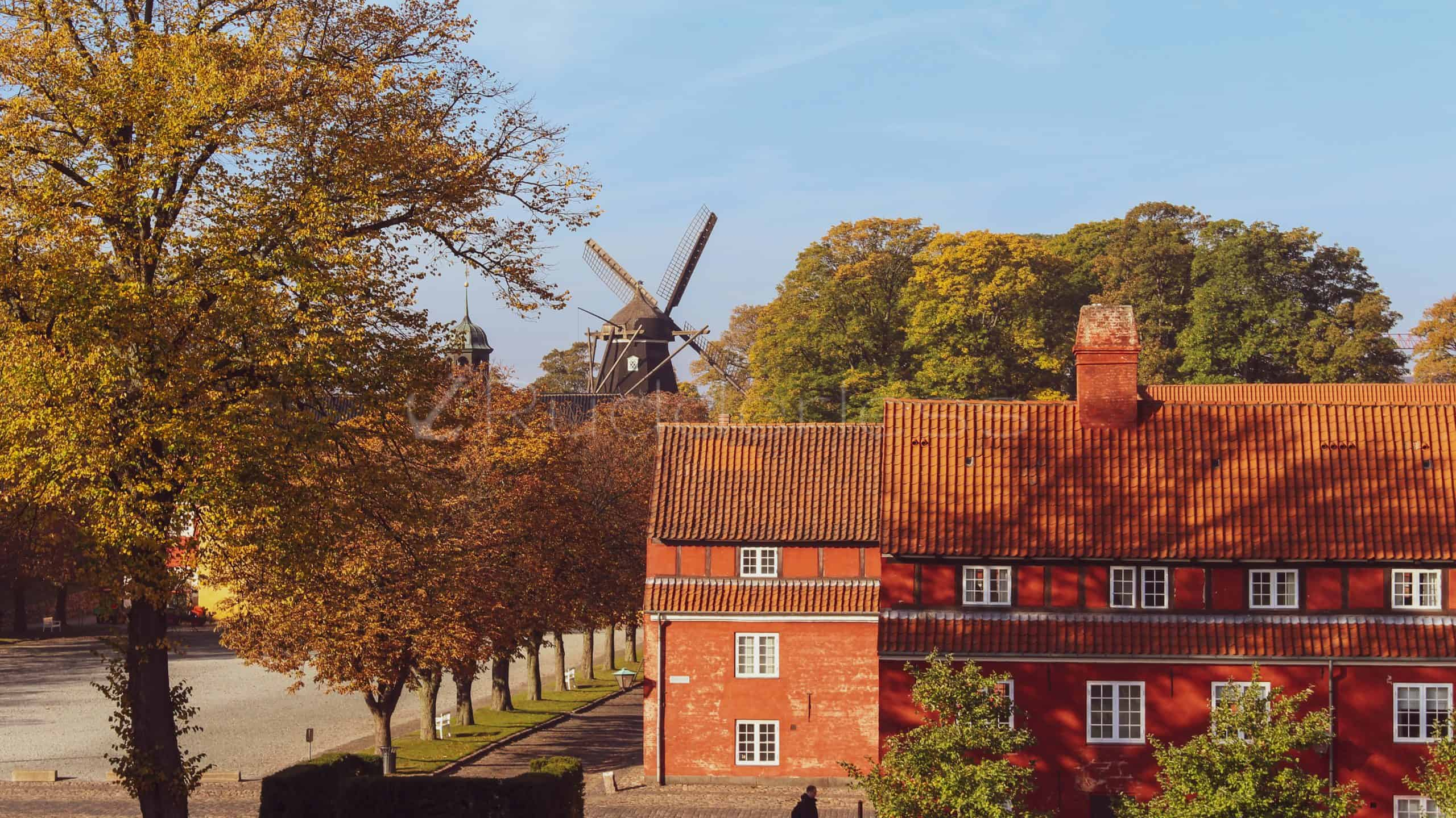 things to see in copenhagen - Kastellet