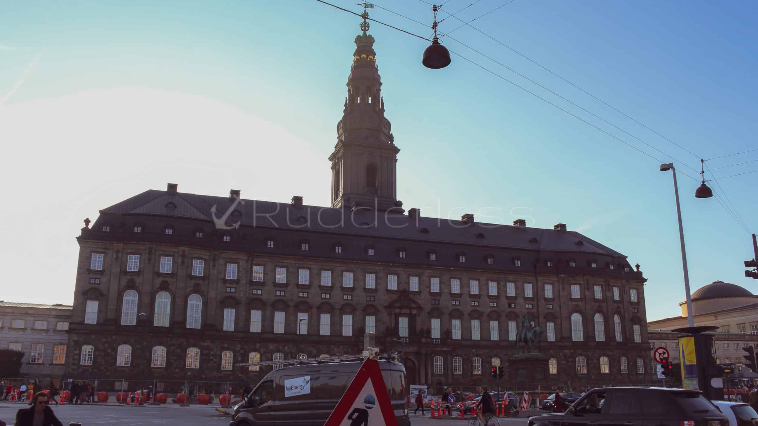 what to do in copenhagen - Christiansborg Castle
