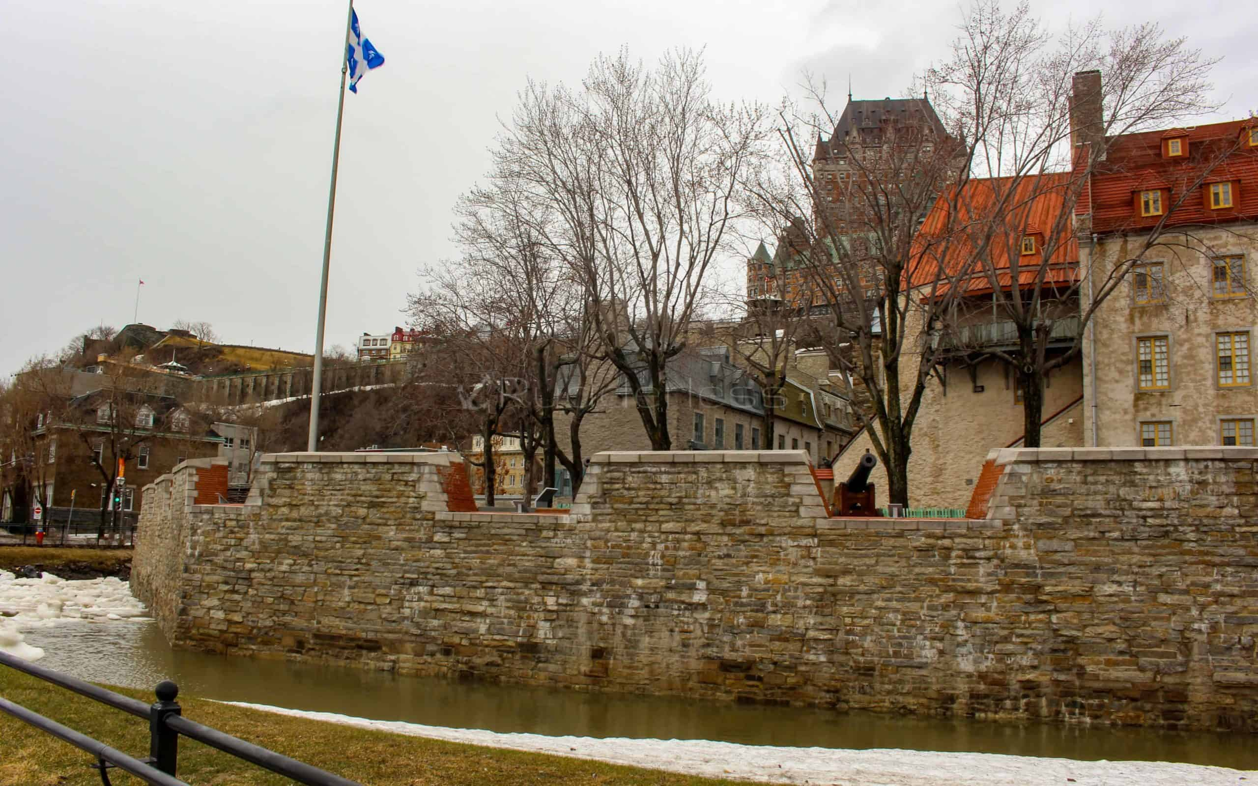 Royal Battery - quebec city weekend