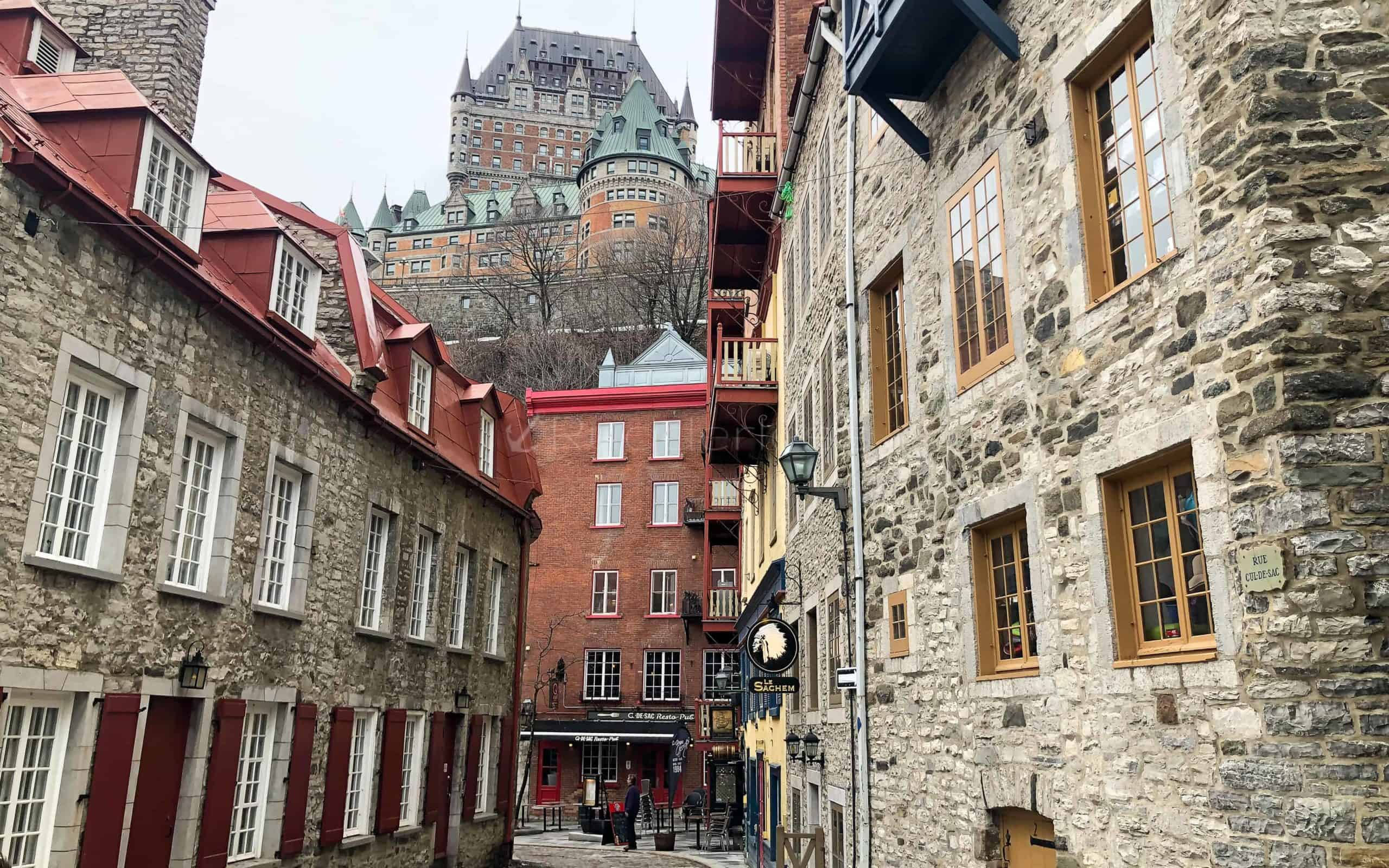 Things To Do In Upper Old Quebec City