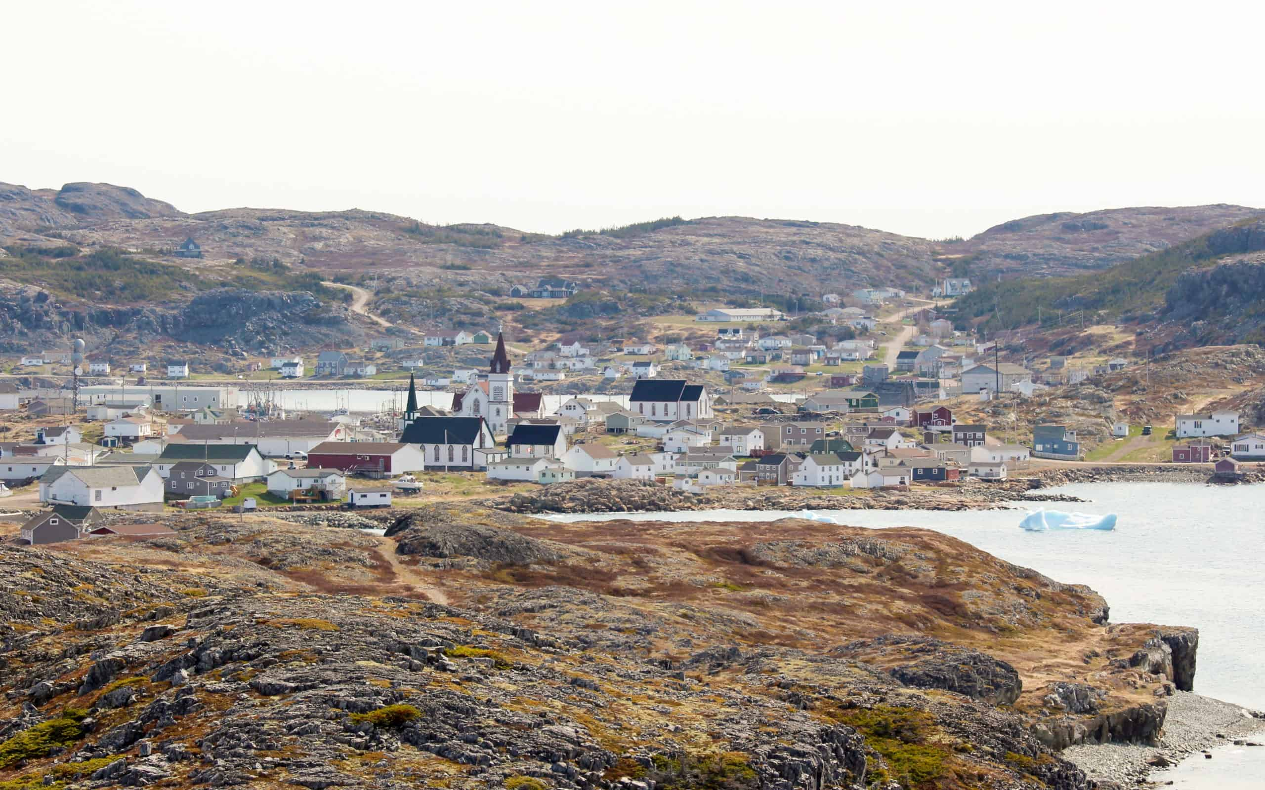town of fogo