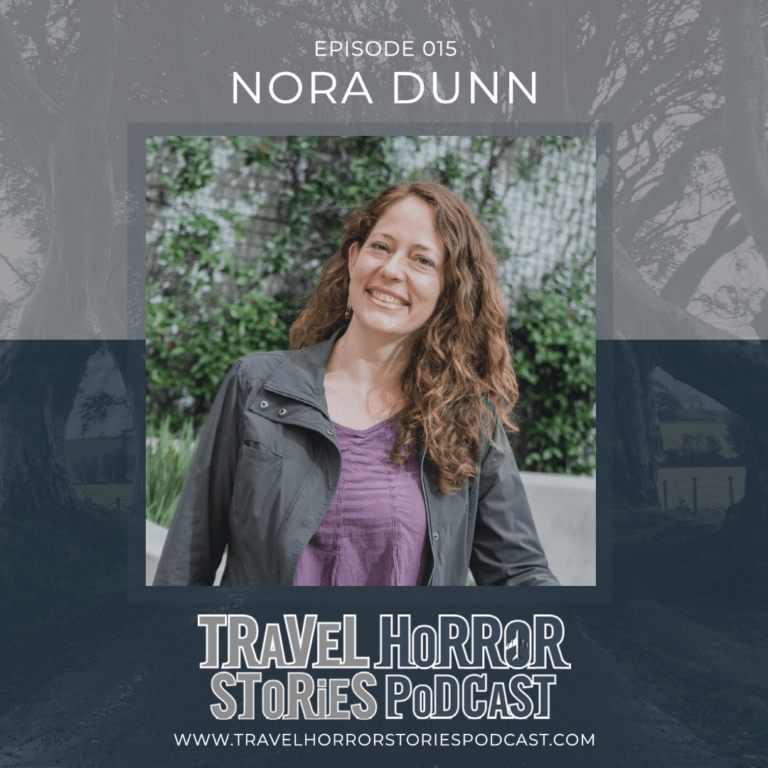 015: Surviving Australia's Victorian Bushfires (with Nora Dunn) (Part 1)