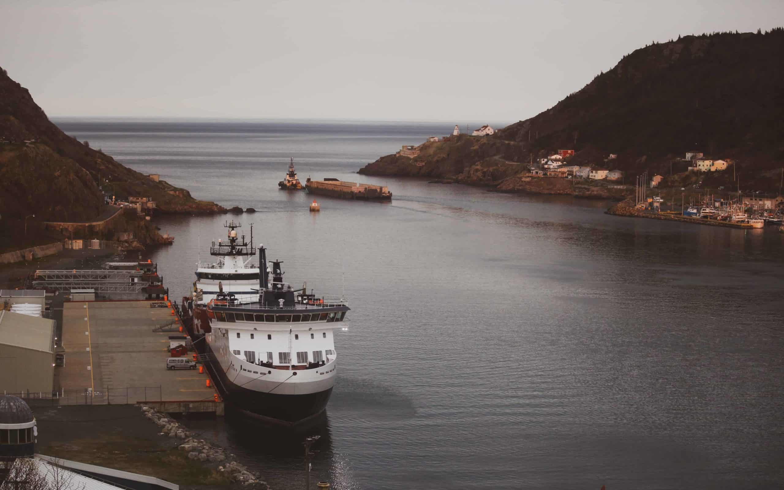getting to st john's