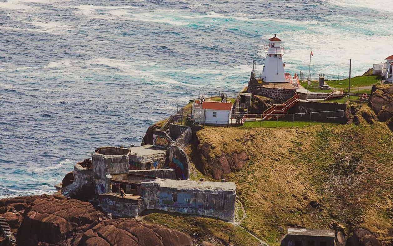 things to do in st john's - FORT AMHERST