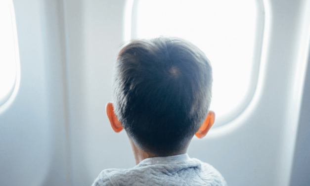 Ep. 019: Surviving Trying To Travel The World With Kids Amidst Airline Mishaps & Bad Weather