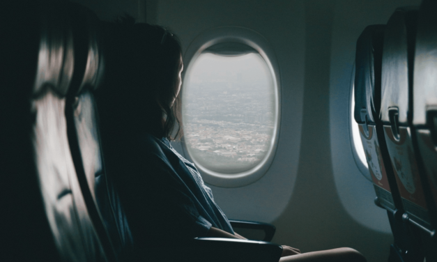 Ep. 021: Surviving Female Harassment On An Airline