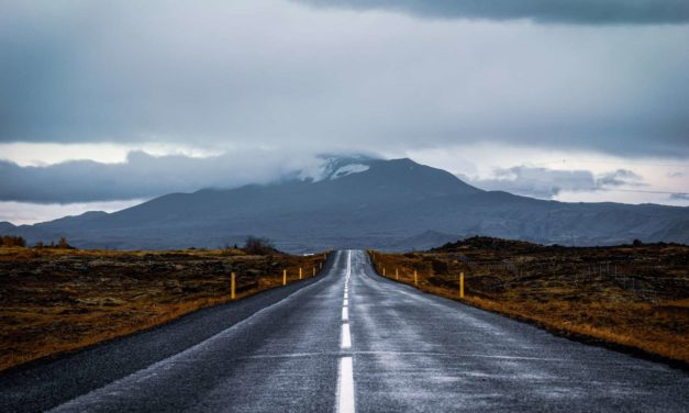 Ep. 022: Surviving A 20 Hour Bus Ride After The Icelandic Volcano Ash Grounded Flights