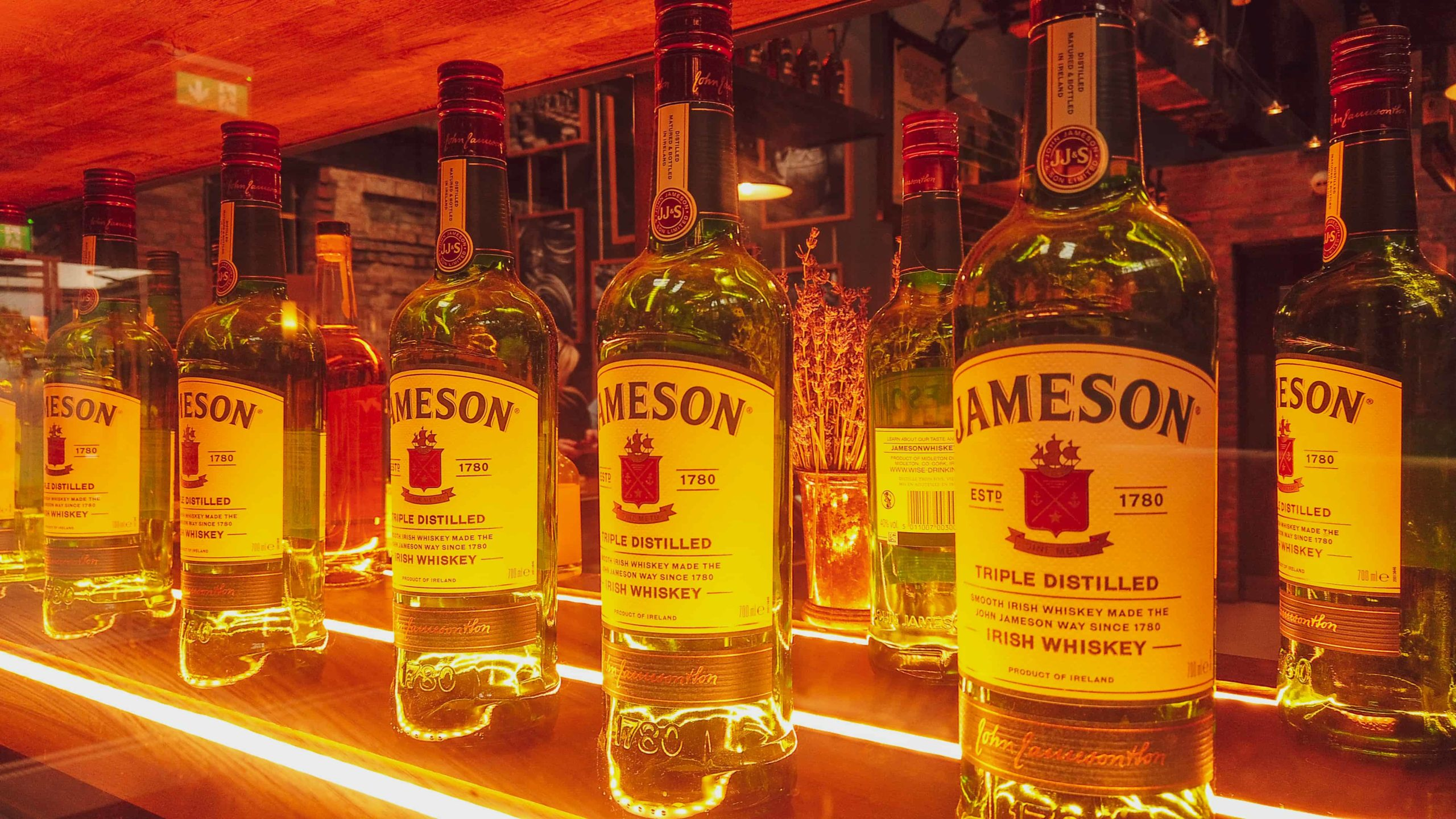 2 day dublin itinerary - jameson