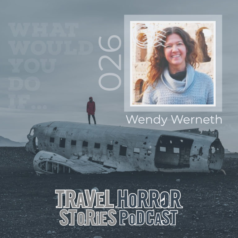 026: Surviving Getting Stopped And Surrounded By Chinese Police (Wendy Werneth)