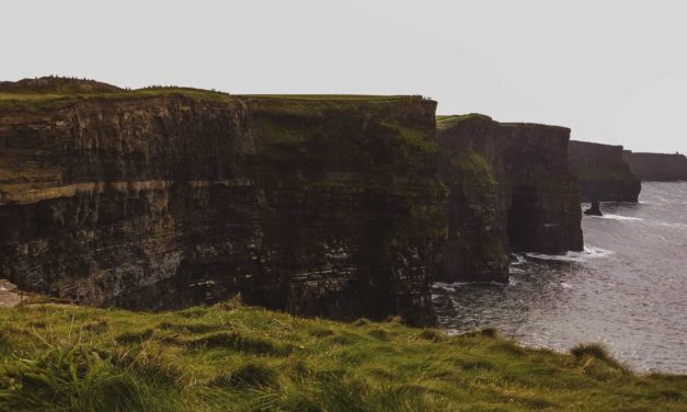Magical Cliffs of Moher Day Trip from Dublin, Ireland