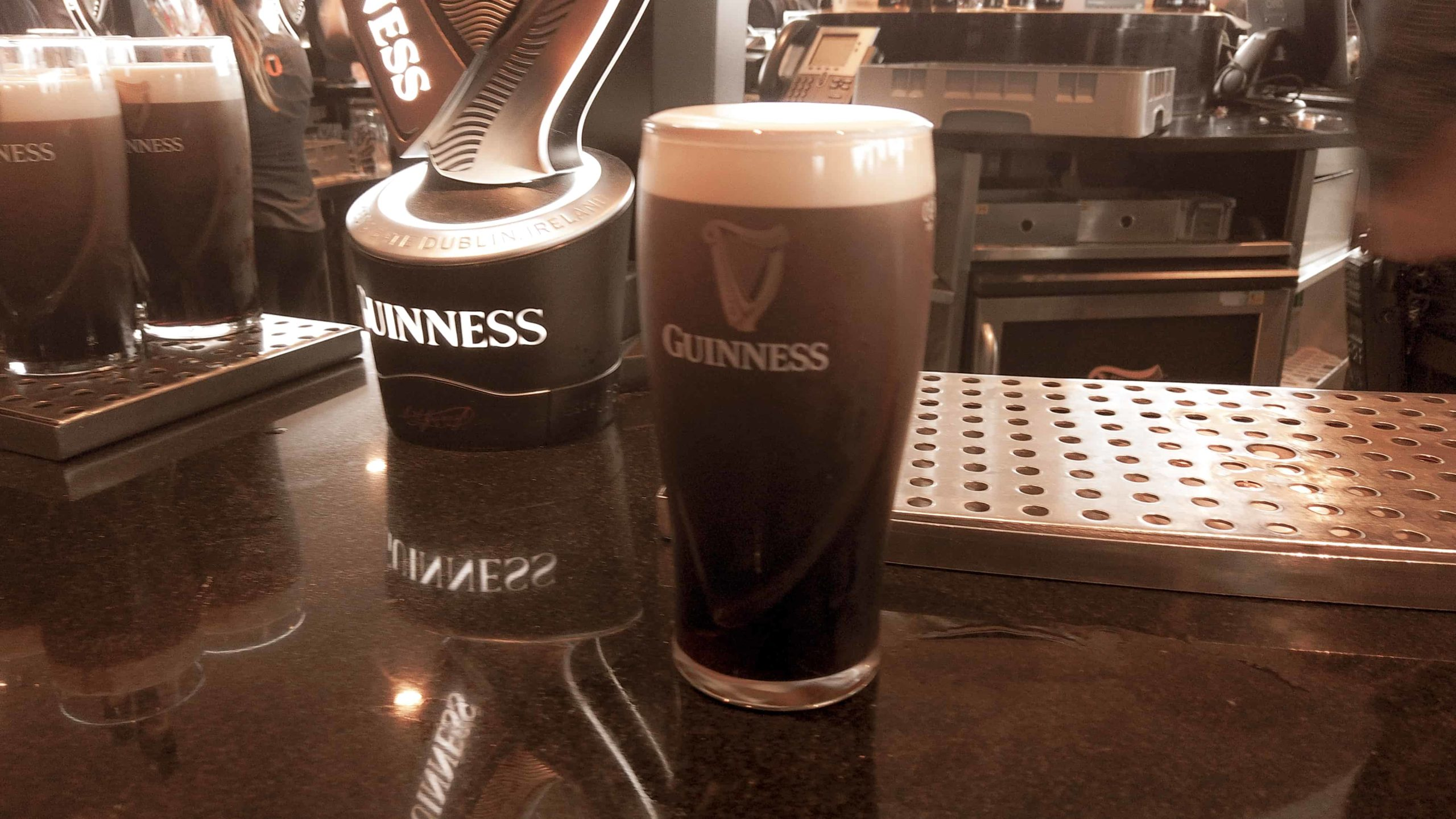 dublin 2 day itinerary - guinness storehouse 2