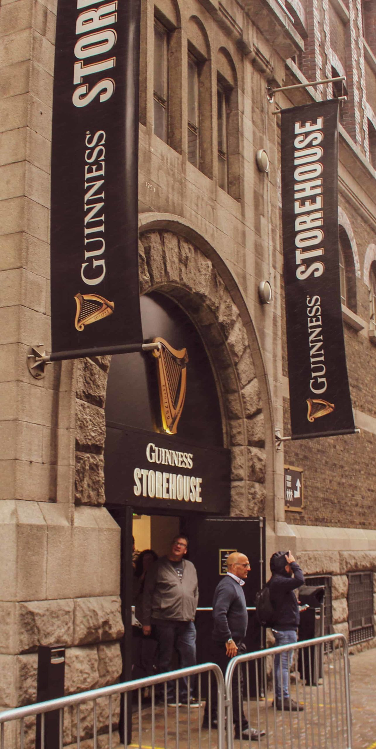 dublin 2 day itinerary - guinness storehouse 4