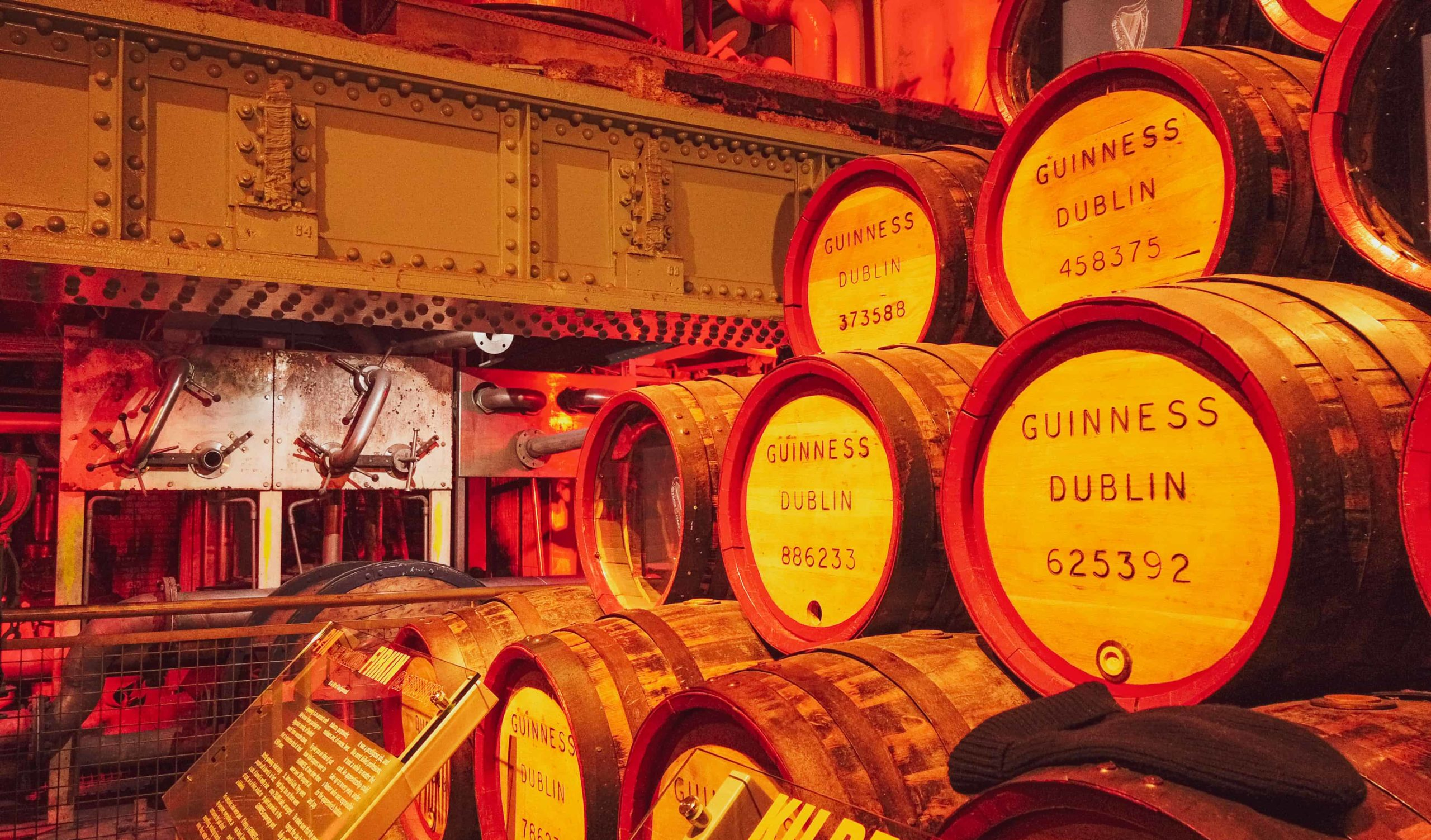 dublin 2 day itinerary - guinness storehouse 6