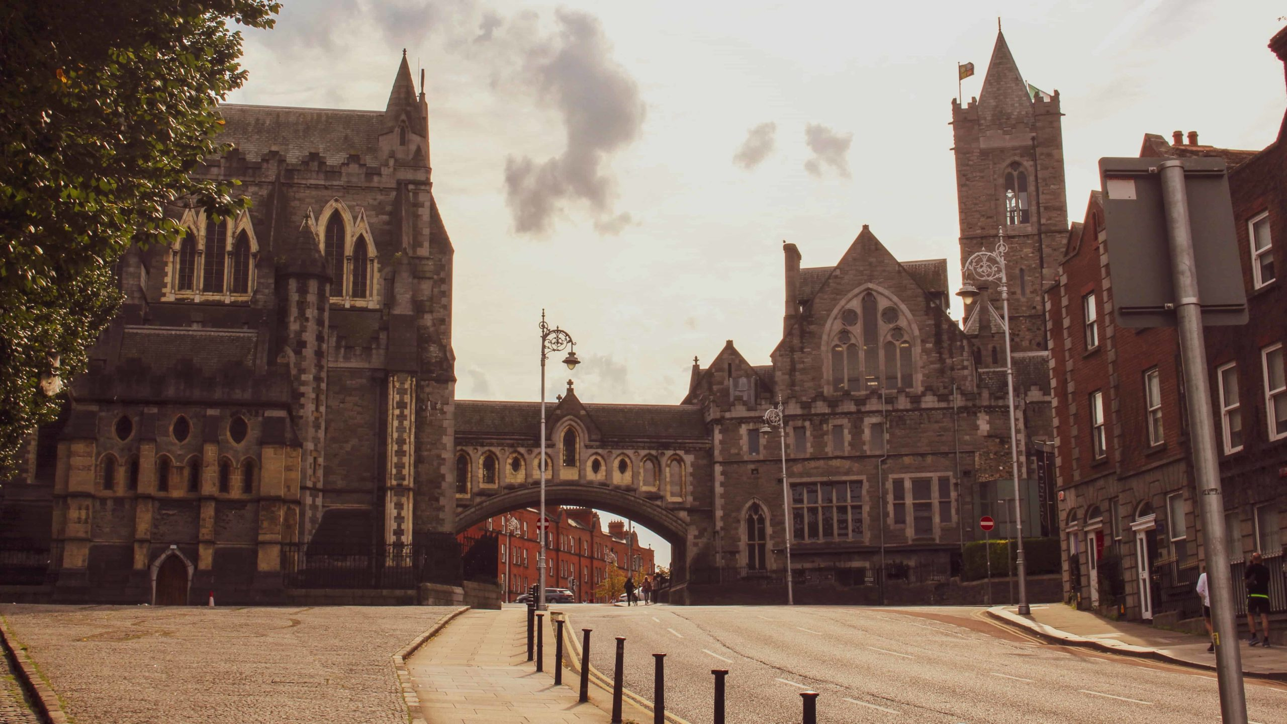 dublin itinerary 2 days - christ church