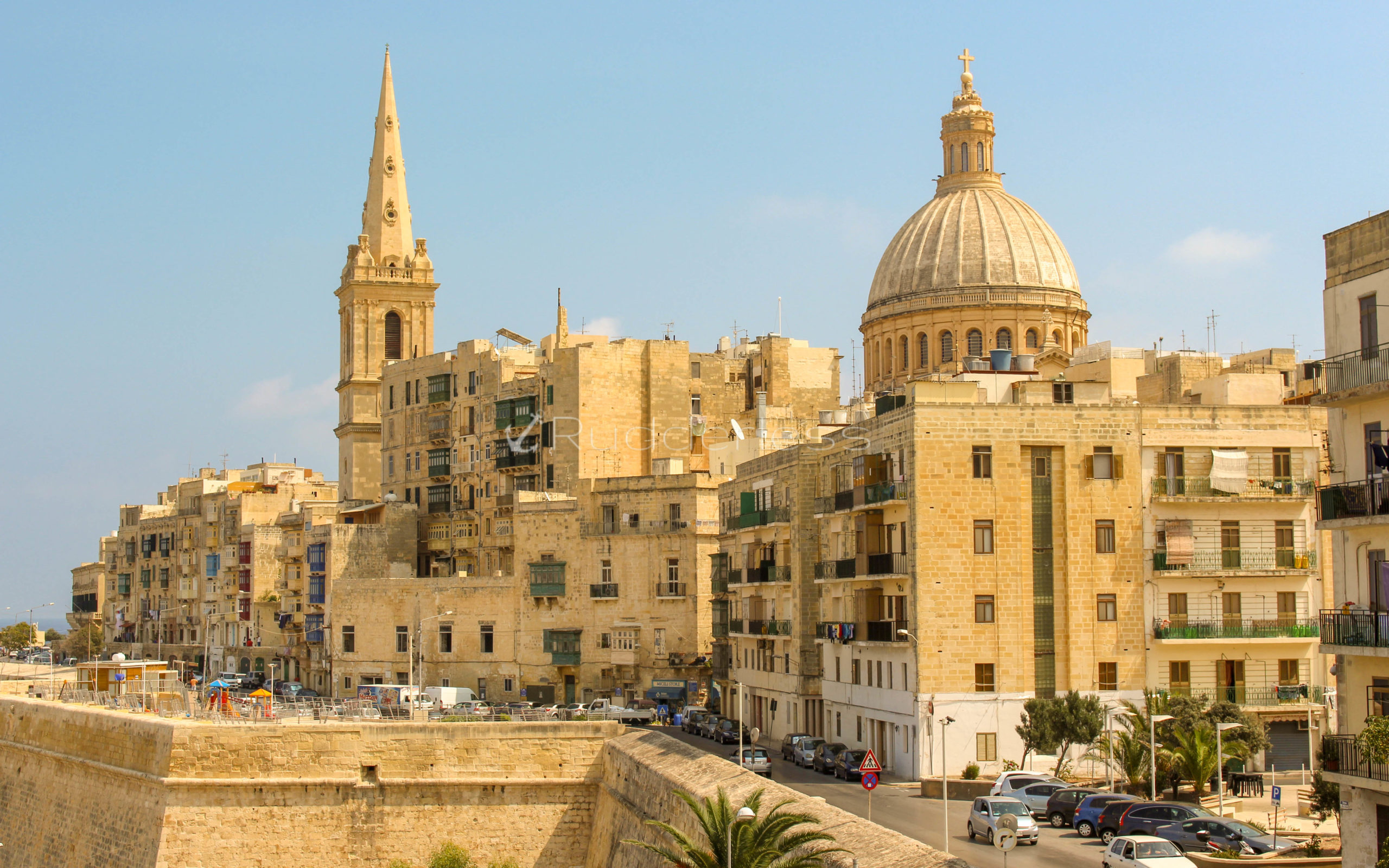 things to do in valletta - Church of Our Lady of Mount Carmel