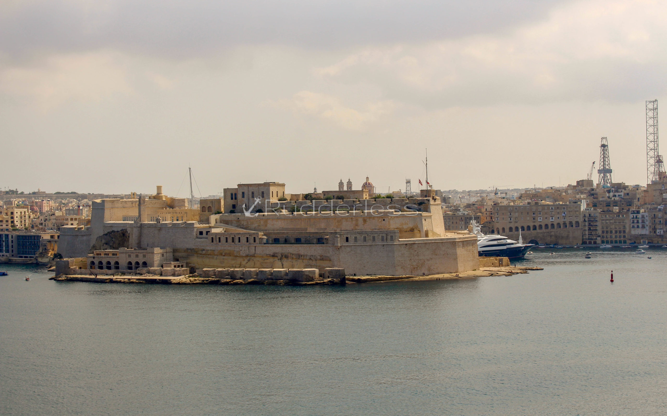 TOP THINGS TO DO IN VALLETTA - FORT SAINT ANGELO