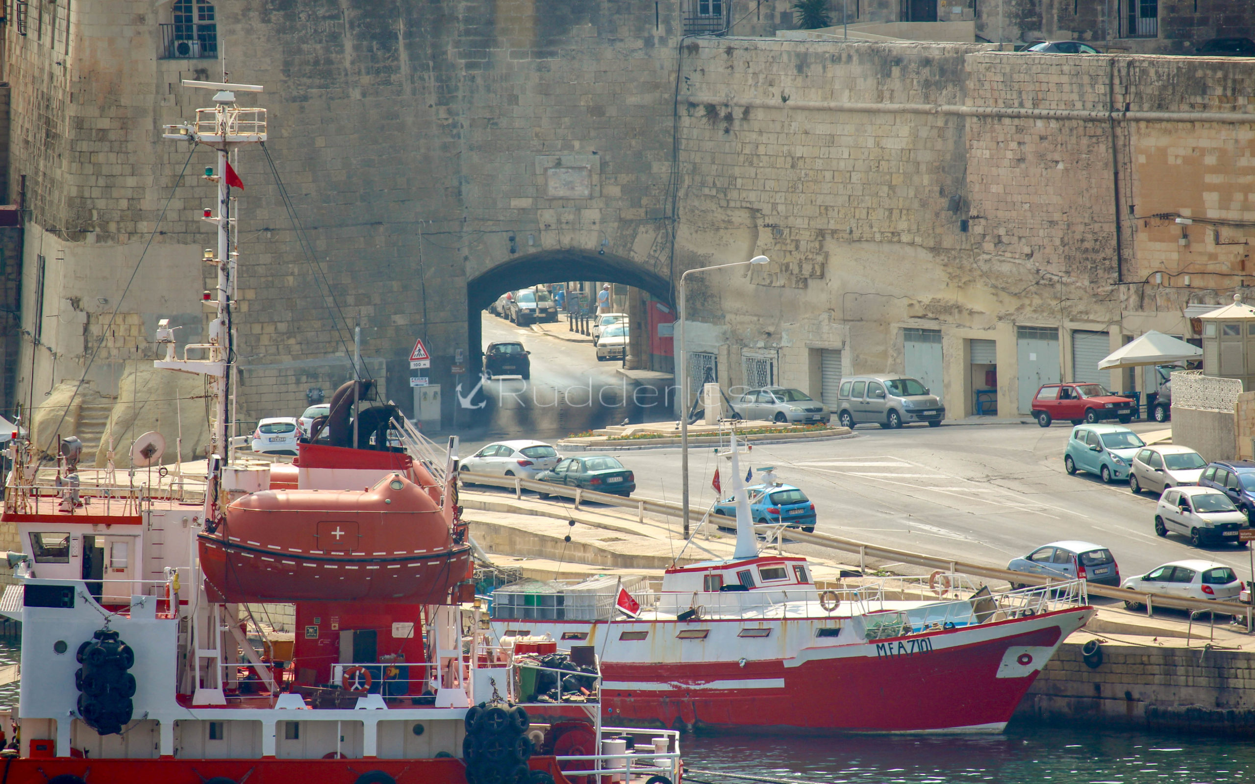 things to do in valletta from cruise ship- VALLETTA WATERFRONT