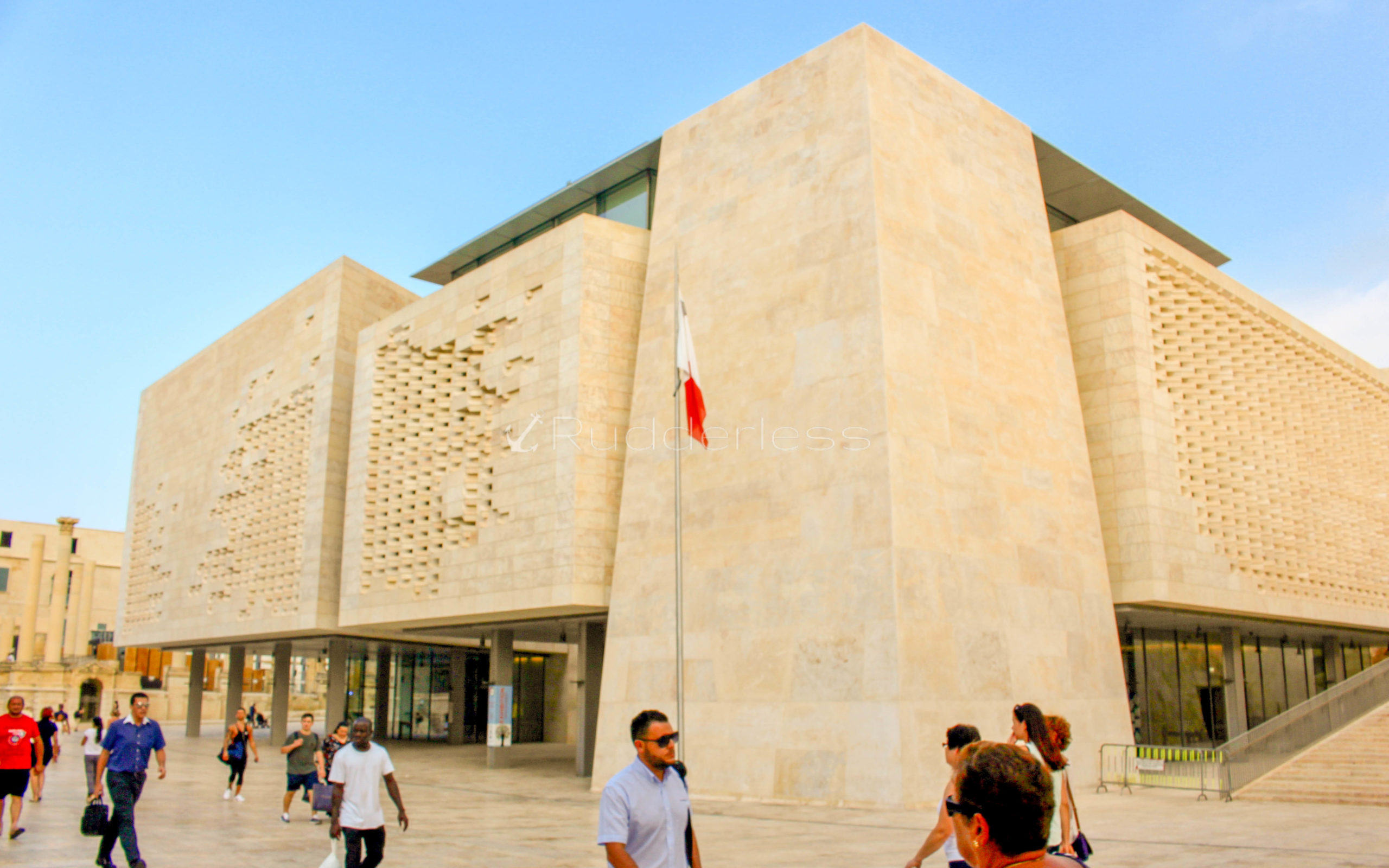 valletta malts things to do - NEW PARLIAMENT BUILDING