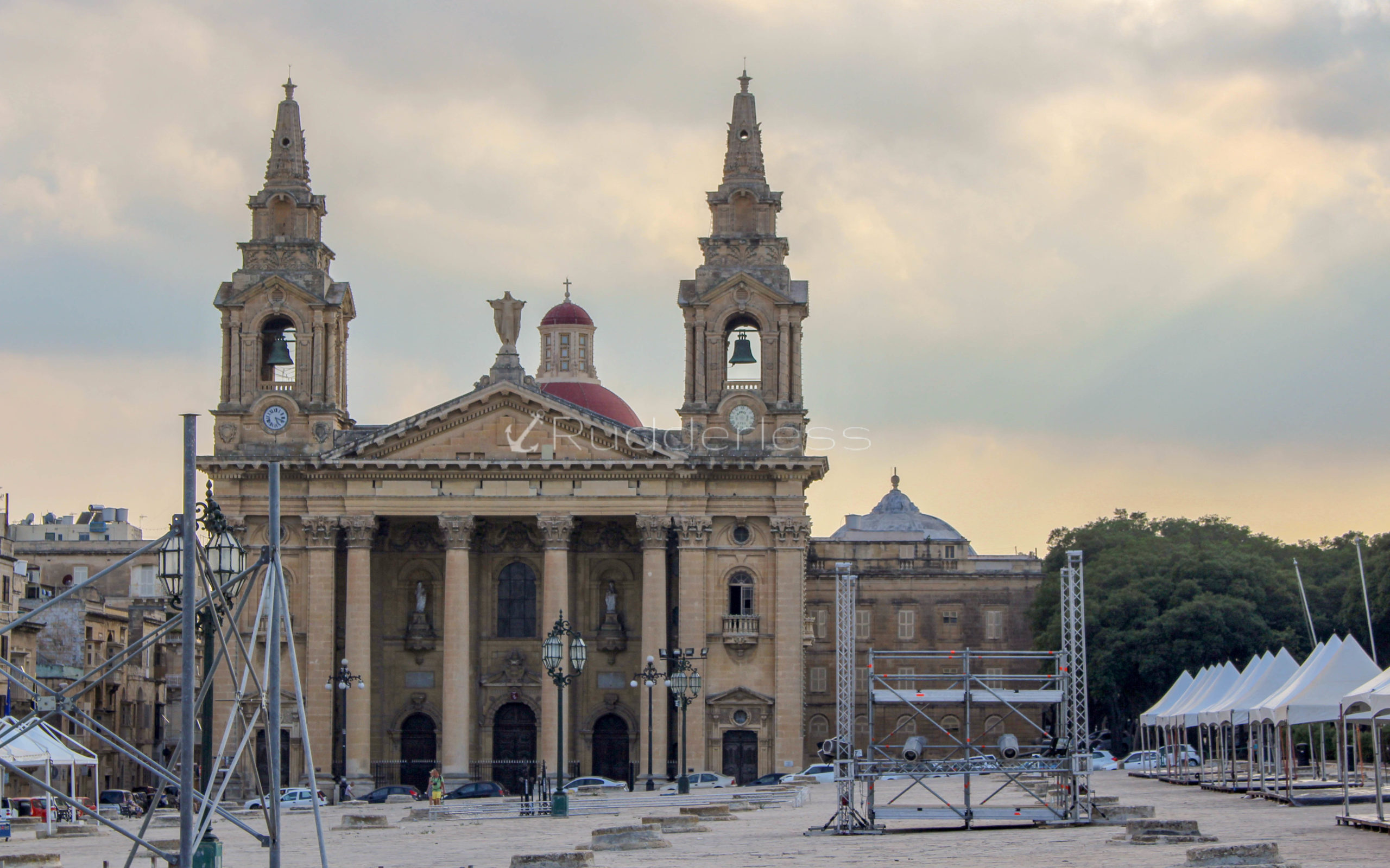 things to see in valletta - St. Publius