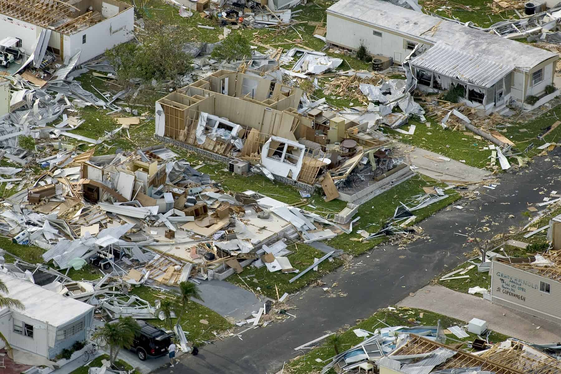 what to do in a natural disaster