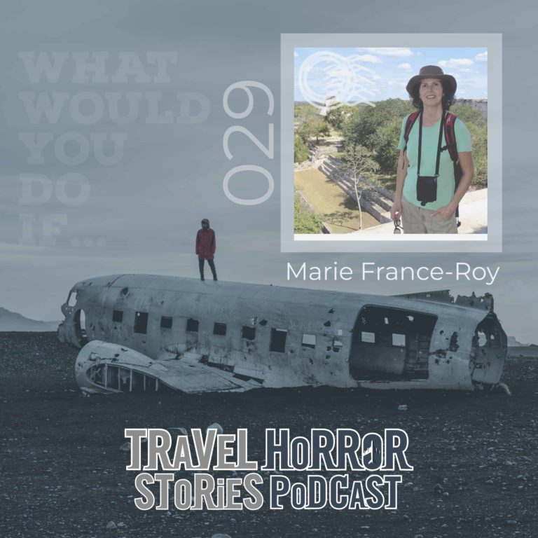 029: Surviving Getting Bitten By A Stray Dog (With Marie-France Roy)