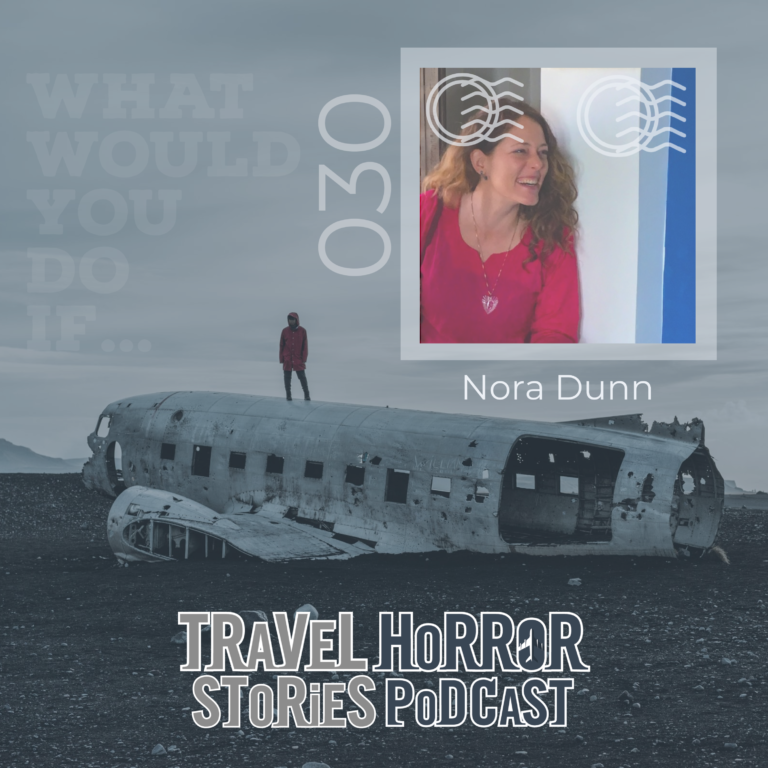 030: Surviving A Scooter Accident In Grenada (With Nora Dunn)