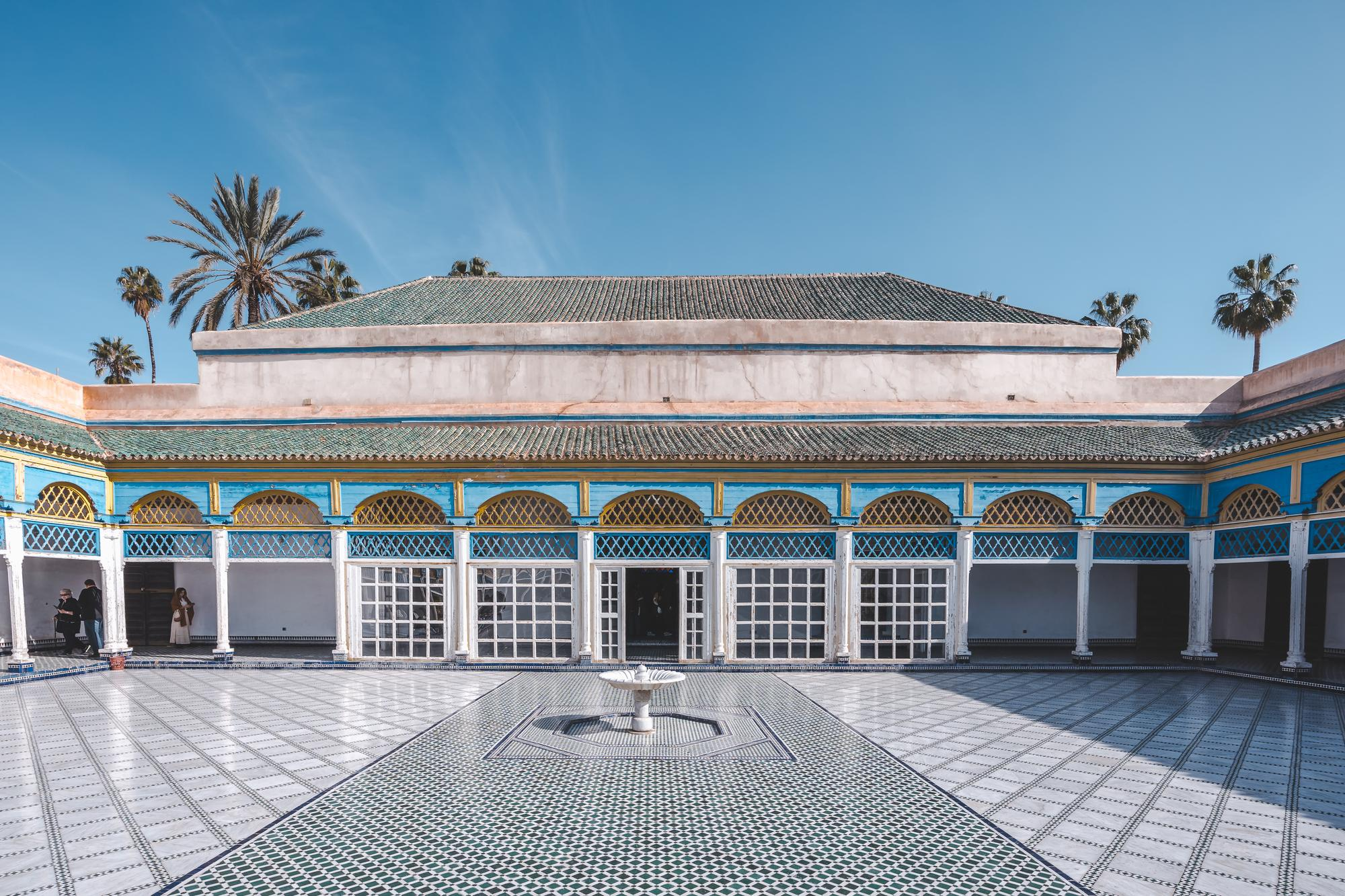 things to see in marrakech